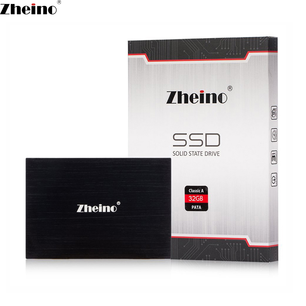 Zheino 2.5 inch PATA IDE 32GB (MLC NAND Flash) SSD 44PIN Solid State Disk for Laptop IBM X31 X32 T41 T43 T43P R51 V80 R60 DELL