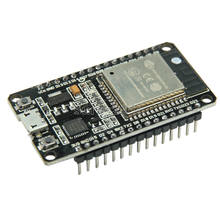 ESP32 ESP-32 ESP32S ESP-32S CP2102 Wireless WiFi Bluetooth Development Board Micro USB Dual Core Power Amplifier Filter Module(China)