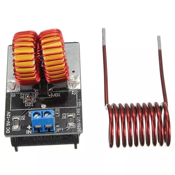 5V-12V Induction Heating Power Supply Module with Coil EM885V-12V Induction Heating Power Supply Module with Coil EM88