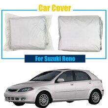 Cawanerl крышка автомобиля от солнца Авто Солнцезащитные Дождь Снег предотвращения защиты Anti UV крышка пыли для Suzuki Reno