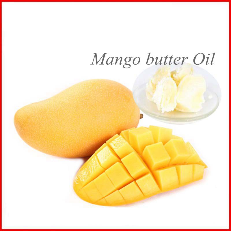 2 4 8 Oz /& 1,2,3 lb Mantequilla del mango a granel Pure Expulsor prensado en frío refinado 1
