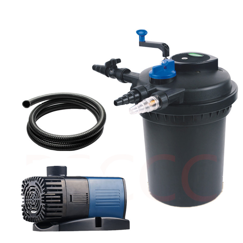 SUNSUN CPF 10000 CPF 10000 CPF10000 Koi fish pond filter Fish pond water purifier with UV