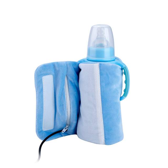 Portable Easy-to-Use Cotton USB Feeding Bottle Heater