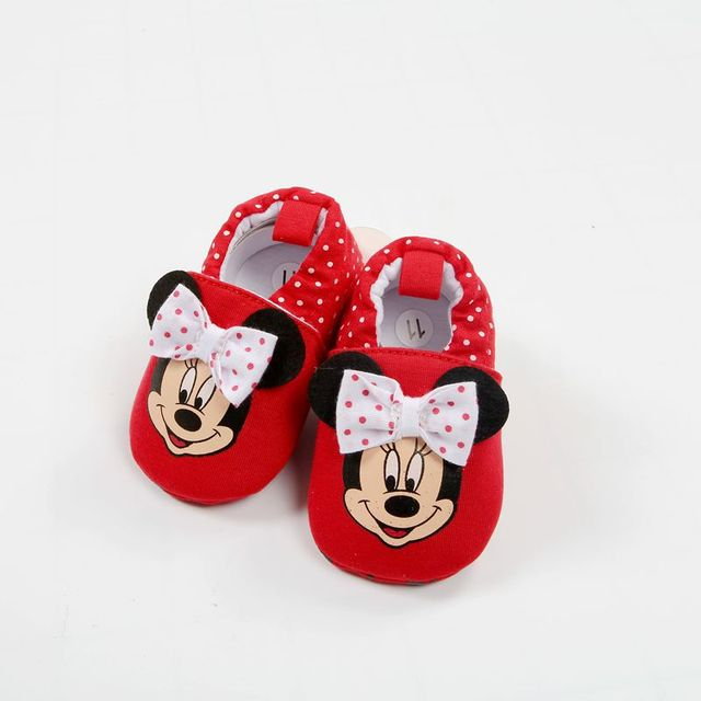 2017New Baby Infant Shoes 0-18M Boys Girls Casual Shoes Soft Cartoon High Quality Spring Autumn Fashion Baby First Walkers