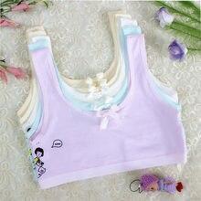 1770d0a7ed41c 1 PC Bébé Enfants Bras Filles sous-vêtements Pour Jeunes Filles brasssière  de formation Sous-Vêtement Filles Vêtements Enfants d.