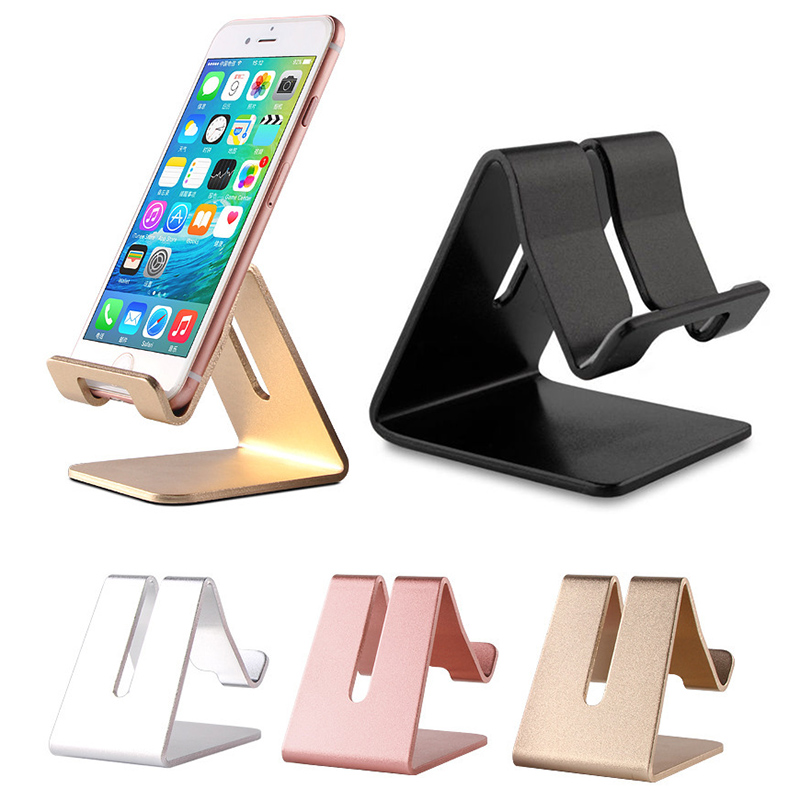 UVR Universal Mobile Phone Holder Stand Foldable Holder For Phone For IPhone Desk Tablet Stand Cell Phone Holder For Xiaomi