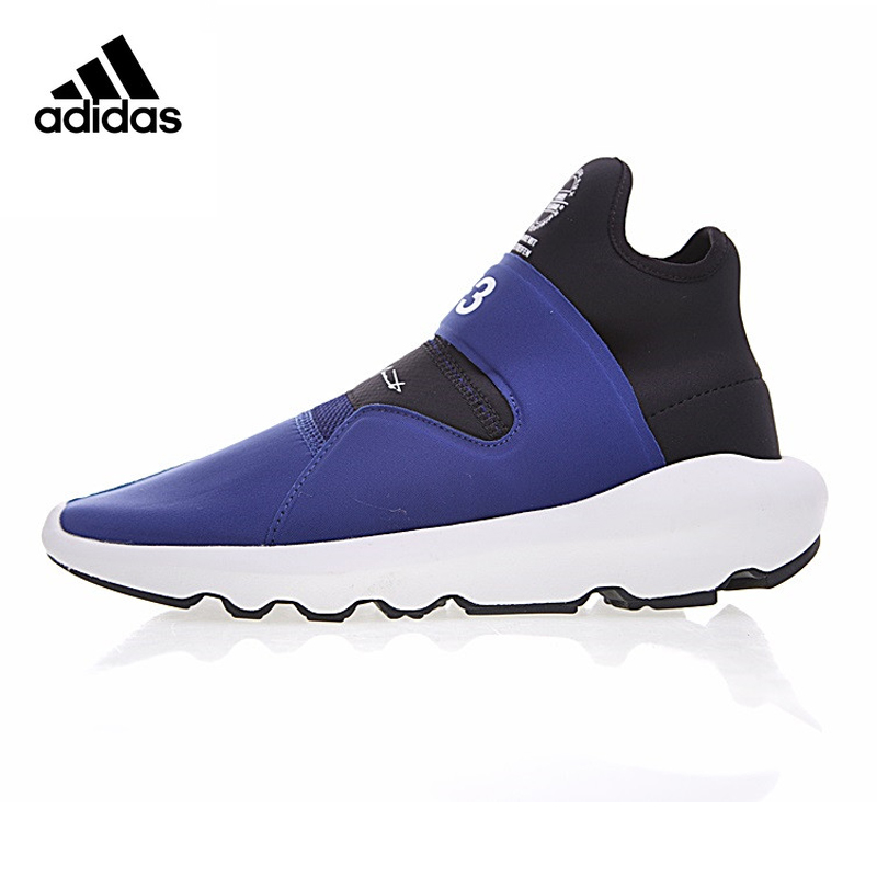 ADIDAS Y3 Y-3 SUBEROU Men's Running Shoes ,blue ,anti-slip Shock Absorption Breathable Wearable Lightweight AC7198 EUR Size M