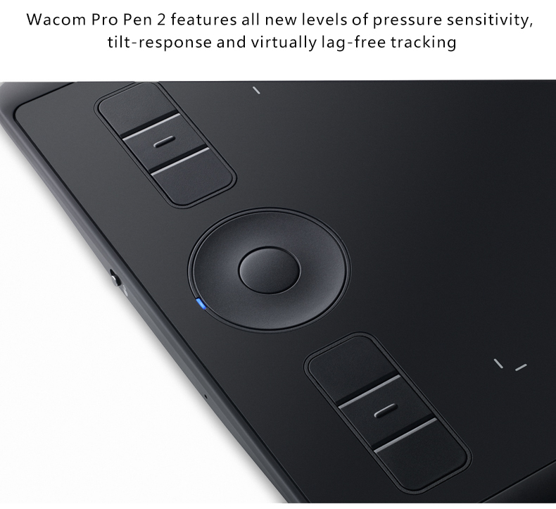 Wacom Intuos Pro Creative Pen Tablet Graphic Drawing Tablets