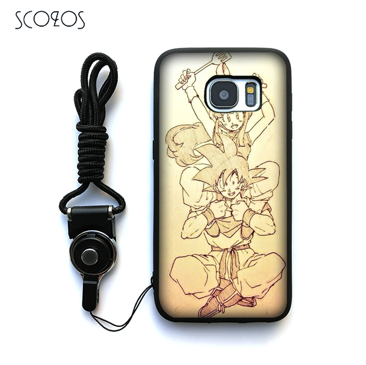 Cellphones & Telecommunications Scozos Dragon Ball Z Goku Wukong Case Cover For Samsung Galaxy S6 S7 S7 Edge S8 S8 Plus J3 J5 J7 A3 A5 A7 2016 Note 8 &ww95