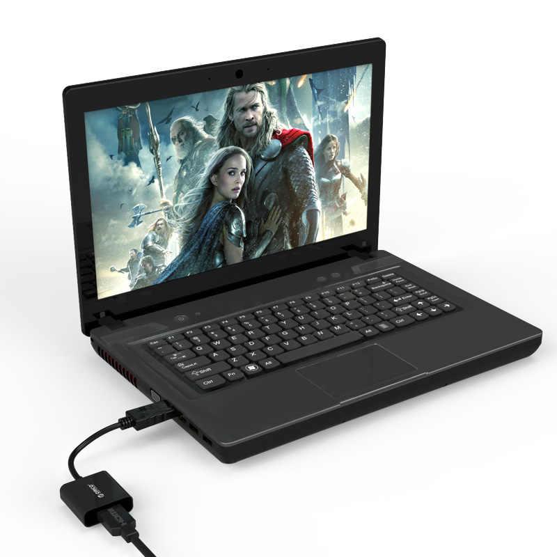 ORICO Displayport إلى DVI تحويل محول HDMI 1080 P 4 K موانئ دبي الذكور إلى HDMI DVI الإناث ل كمبيوتر صغير هوائي ماك بوك برو التلفزيون PC العارض