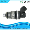 Fuel Injector 23250-74090 23209-79015 for Toyota Mr2 SW20 Celica ST185 1990-1993 2.0L 3SGTE
