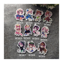 11pcs/set Anime Badge Hetalia Axis Power Badge World Twinkle Pin Brooch Backpack Decoration Badge Icons on Backpack