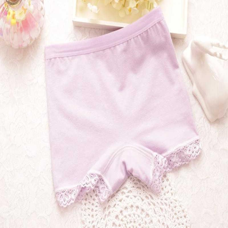 211958f3dd59 ... 2pcs/lot 100% Cotton Kids Panties Underwear for Children Baby Lace  Under Briefs Girls ...