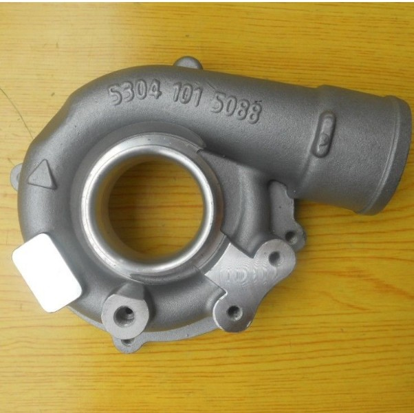 compressor housing for K04 53049880025 078145703MV turbo turbocharger for AUDI RS4 2.7i Turbo Quattro 2.7L P ASJ/AZR 30v V6 yb1302001 car turbo sound whistling turbocharger silver size l