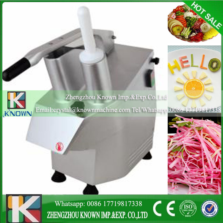 Commercial electric vegetable slicer/vegetable cutter machine free shipping ht 4 commercial manual tomato slicer onion slicing cutter machine vegetable cutting machine