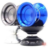 Новое поступление Ультра yoyo Единорог yoyo металлическая пластина Профессиональный yoyo соревнование новая технология практичный йо-йо Металл ...