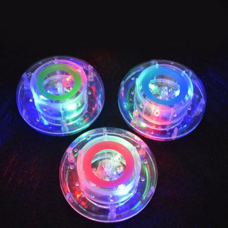 1 Pc Wasserdichte Leuchtende Badewanne Led Licht Kinder Bad Licht-up Spielzeug Für Kinder Party In Der Wanne Bunte Kunststoff Sicher Anti-stress