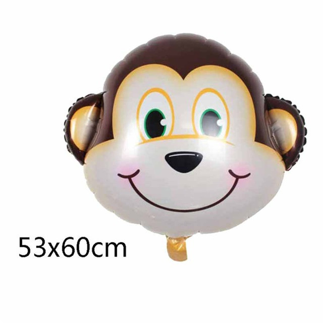 Monkey Monkey 1st birthday decorations 5c64f9ae5e140
