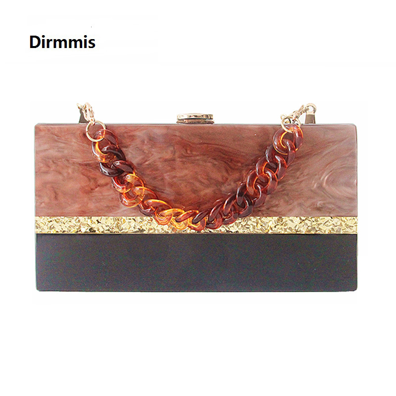 Brand Fashion New Women Luxury Evening Bag Brown Gold Black Handbags Sequin Luxury Chain Shoulder Bags Vintage Casual ClutchBrand Fashion New Women Luxury Evening Bag Brown Gold Black Handbags Sequin Luxury Chain Shoulder Bags Vintage Casual Clutch