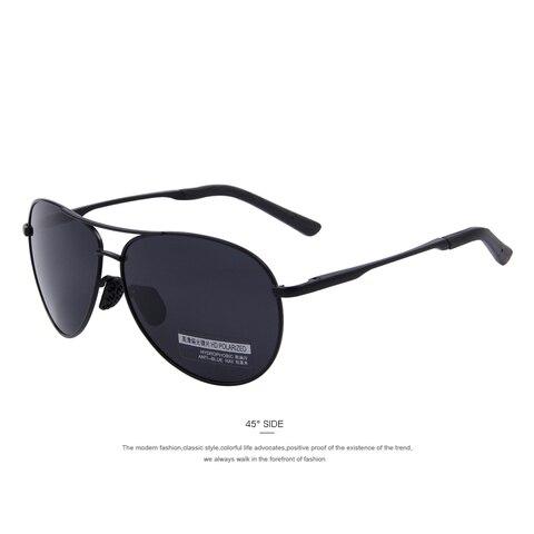 MERRYS Fashion Mens UV400 Polarized Sunglasses Men Driving Shield Eyewear Sun Glasses Karachi