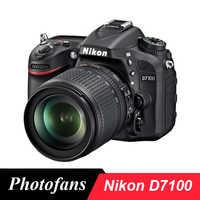 Nikon D7100 Camera DSLR Digital Cameras -24.1 MP DX-Format -Video (Brand New)