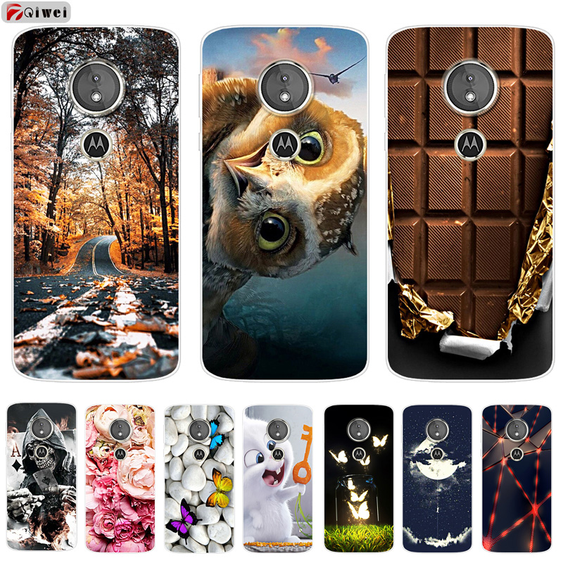 For Moto E5 Play Case TPU Soft Silicone Clear Back Cover Para For Motorola Moto E5 / E5 Plus / E5 Play Case E5plus E5play E 5