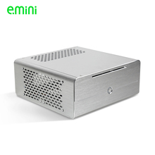 Realan case with power supply E-i7 mini itx case