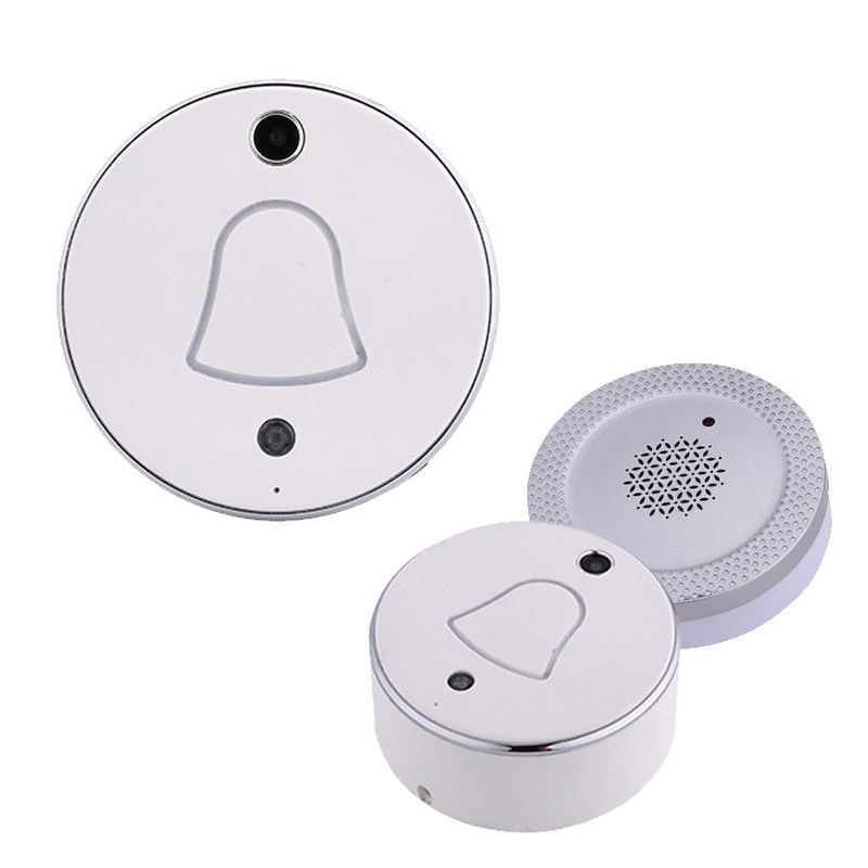Wireless WIFI Video Door Phone Doorbell Peephole Door Camera Intercom Alarm Door Bell for Home Security bw wireless wifi door