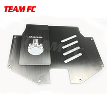 RC Car Armor plate chassis protection Traxxas UDR Short 1:7 Rear Straight Bridge Brushless Off-road Vehicle Desert Race Truck