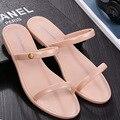 2017 Mulheres Sandálias Sapatos Da Moda Verão Mulheres Sandálias Flat Flip Flops Sandalias Mujer Senhoras Sandálias chinelos