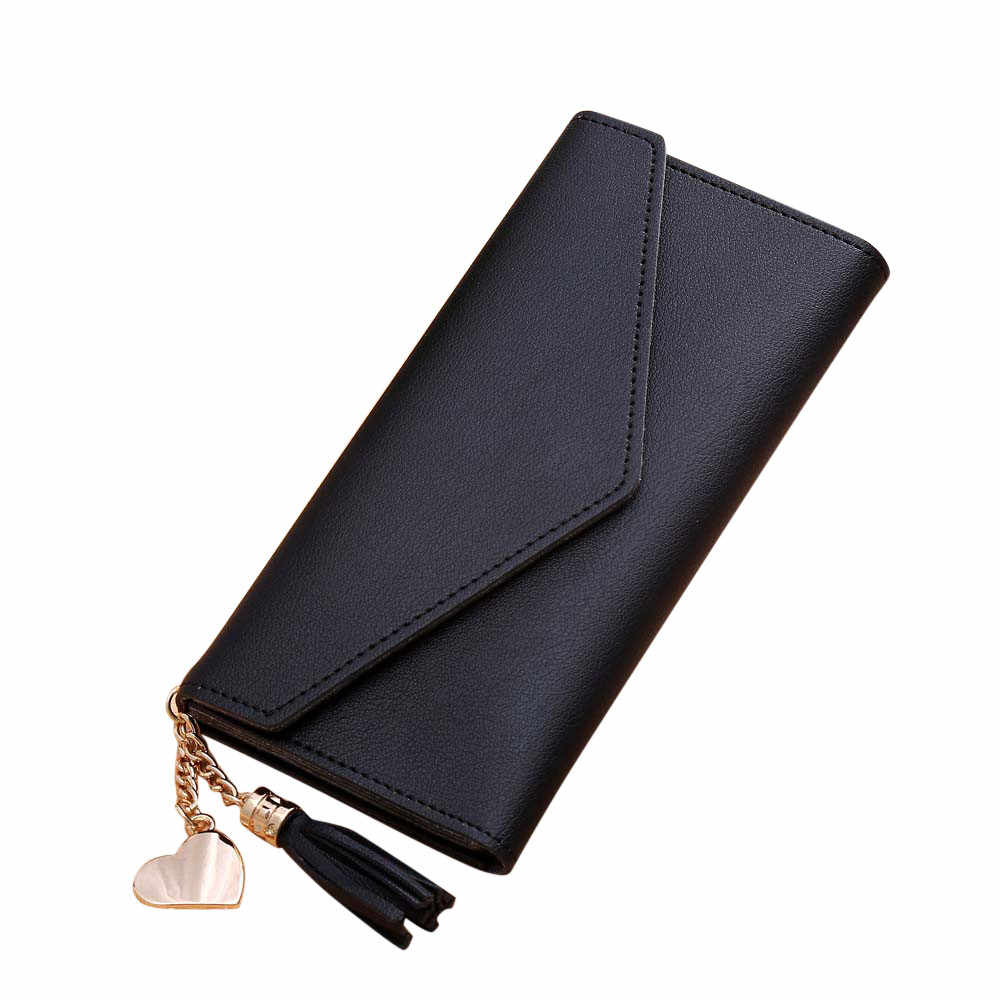 OCARDIAN Wallet Fashion Long Tassel Women's Wallets Lady Simple Marvel Tassel Coin Purse Card Holders Handbag Dropship Mar4