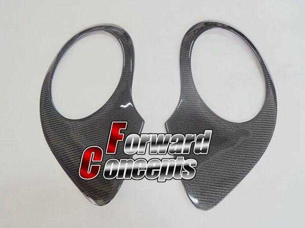 Для 1 отверстия углеродного волокна 986 911 Бокстер накладки на фары веки планки