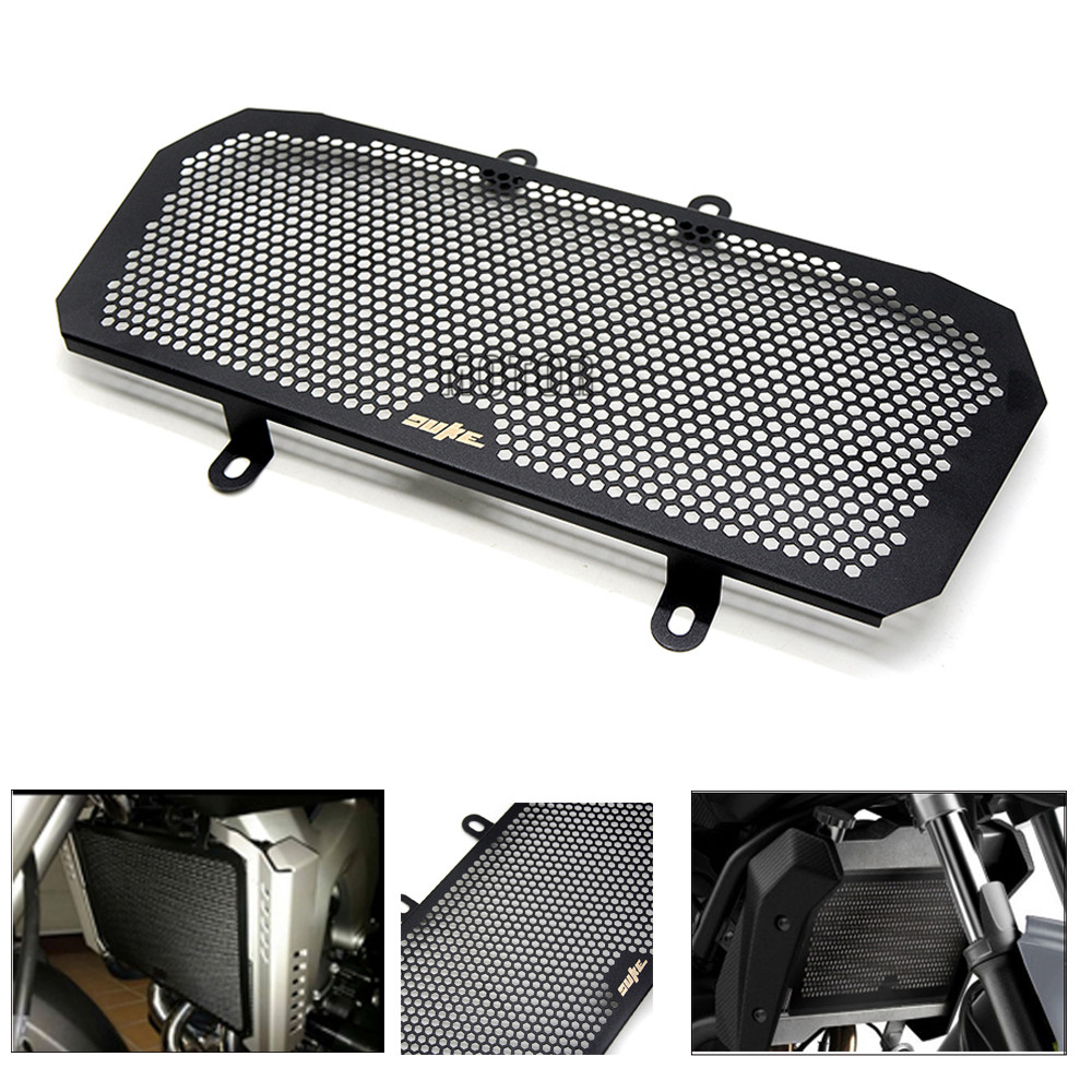 For Motorcycle Radiator Grille Guard Cover For KTM DUKE 390 DUKE390 2013 2014 2015 2016 motorcycle radiator cover Protector