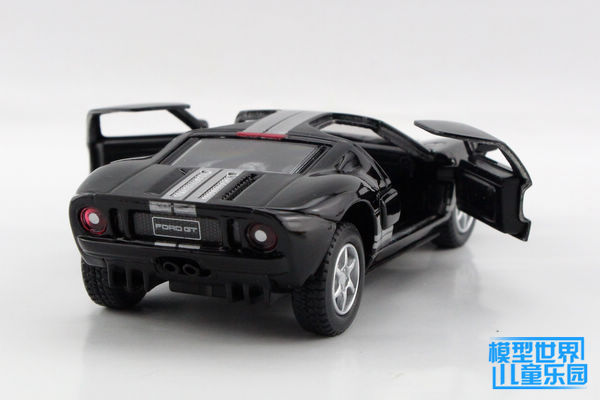 The Simulation Model Of  Alloy Toy Car By Ford  Ford Gt Two