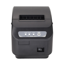 XP-Q200II 80mm Thermal Printer USB Port POS thermal receipt printer USB+Serial/LAN 80mm Auto-cutter kitchen printer цена в Москве и Питере