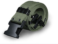 High Quality Brand Tactical Belt Military Equipment Outdoor Sports Belt 110cm Army Green Survival Tactical Belt