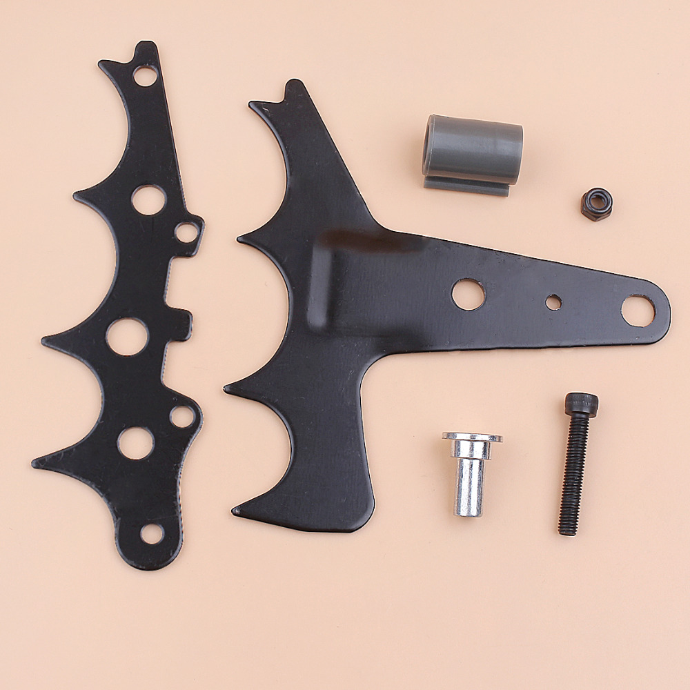 Felling Dog Bumper Spike Chain Catcher Kit For Husqvarna 362 365 371 372 371XP 372XP 385 390 385XP 390XP 570 575 Chainsaw Parts