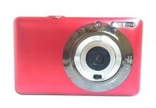 16 Mega Pixels Compact Digital Cameras 2.7″TFT LCD Display 8X Digital Zoom Mini Cam Photo Camera Face And Smile Detection