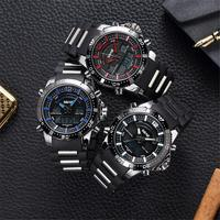2017 NEW SBAO Simple Fashion Wrist Watch Men Top Brand Luxury Famous Male Clock Watch NOVEMBER11