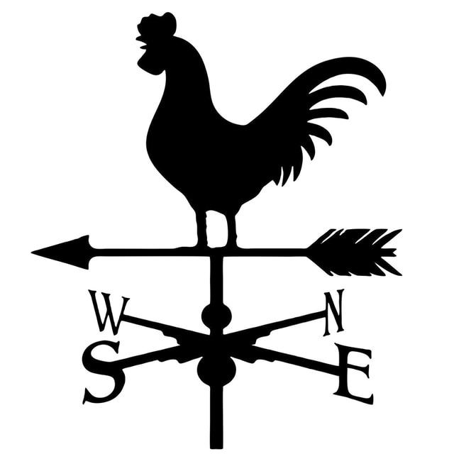 Aliexpress.com : Buy Weathervane Rooster Farm Modern Wall