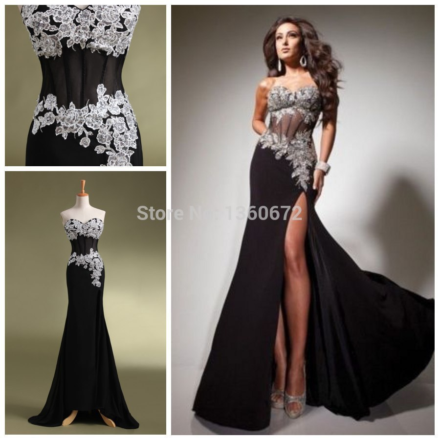Compare Prices on Cheap Black Formal Gowns- Online Shopping/Buy ...