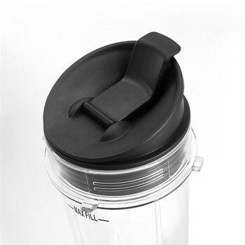 ABS Durable Blender Juicer Parts Sport Plastic Bottle Handle Cup Lid Good Seal Ring Keep Fresh Juicer Accessories for NINJA Кубок
