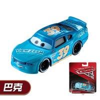 DISNEY PIXAR 3 Alloy Cars BARK Model DXV29 Toy CARS Car King Lightning McQueen Mater McKowan