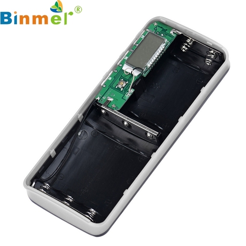 E5 Mecall Tech 3 USB Ports 5V 2A 5x18650 Power Bank Battery Box Charger For iPhone 6s Karachi