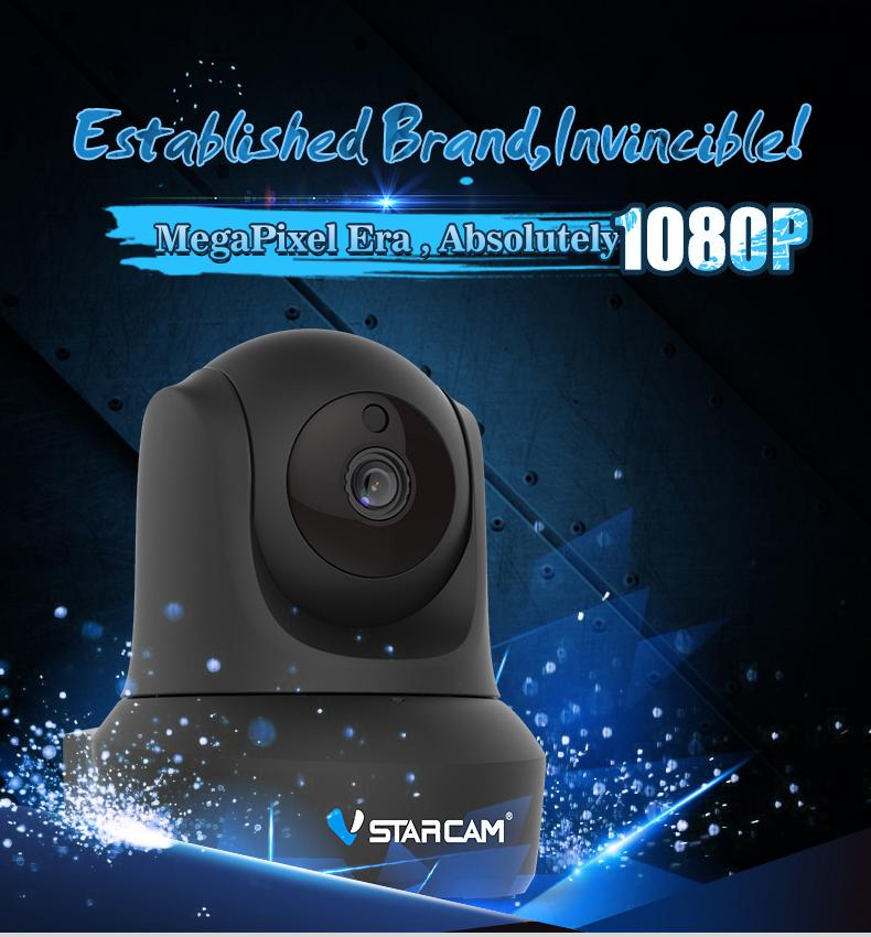Vstarcam C29S 1080P Full HD Wireless IP Camera CCTV WiFi Home Surveillance Security Camera System Indoor PTZ Camera baby monitor 7