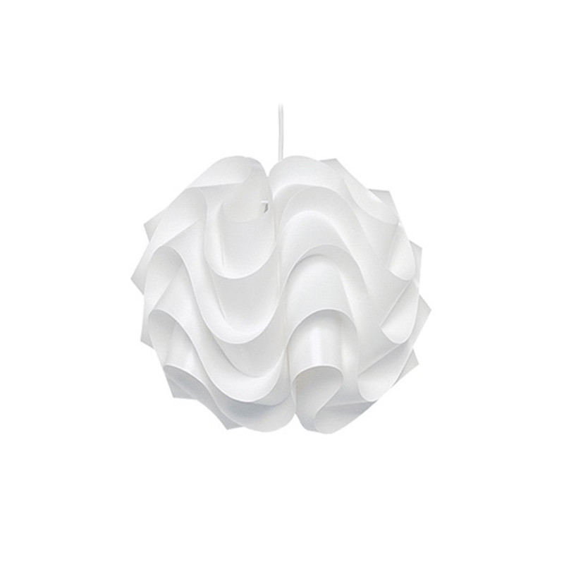 ФОТО Le Klint 172 Pendant lamps White PVC Ball Pendant Lights Child Lighting Fixtures For Study Bedroom Bar Lustres Suspension L25