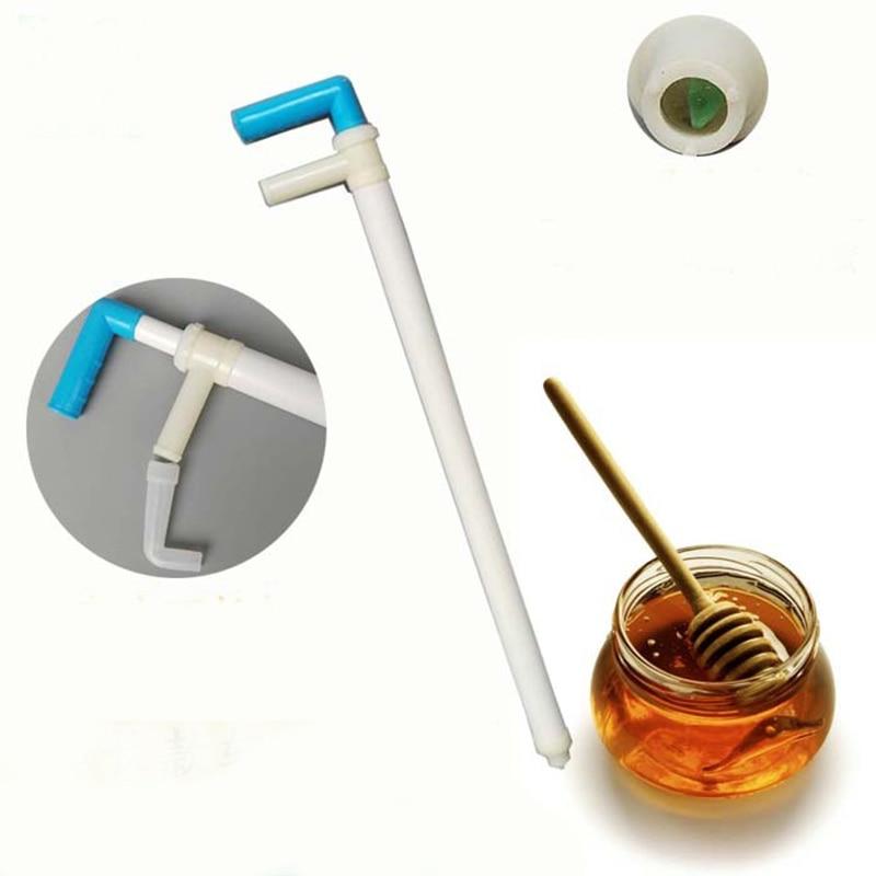 Πρακτικός εξοπλισμός μελισσοκόμων Υγιεινό πλαστικό μέλι πλήρωσης αντλία Εργαλεία μελισσοκομίας Μέλι πληρώσεως μηχανή Μέλισσα Εργαλείαd36