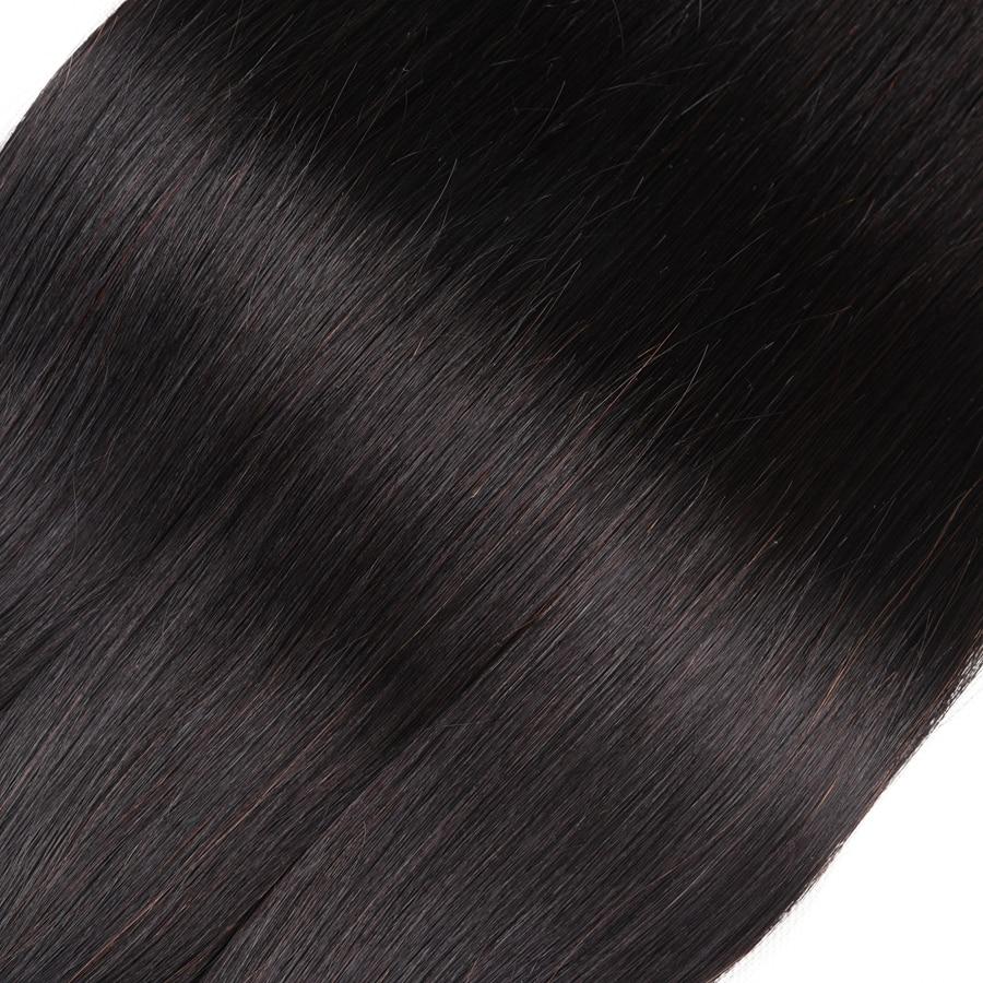 Vivace Hair Straight 3 Bundles Deal 10-28inch Μαλλιά - Ανθρώπινα μαλλιά (για μαύρο) - Φωτογραφία 4
