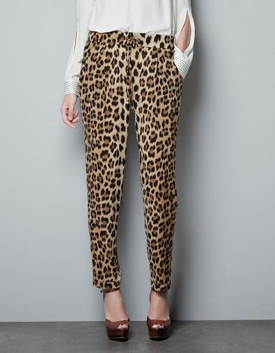 Aliexpress.com : Buy SP01 Women's Fashion Animal Leopard Print ...
