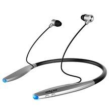 H7 Bluetooth Auriculares ZELOTE con Imán de Atracción, delgado Deporte Banda Para El Cuello Auriculares con Micrófono Inalámbrico de Auriculares Para el iphone Android